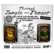 Memoir 44: Through Jungle and Desert Battle Map Thumb Nail