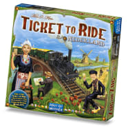Ticket to Ride: Nederland Expansion Map Collection 4 Thumb Nail