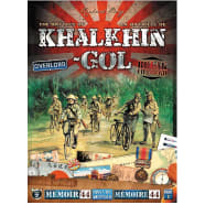 Memoir 44: Battles of Khalkhin-Gol Battle Map Thumb Nail
