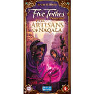 Five Tribes: The Artisans of Naqala Expansion Thumb Nail