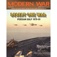 Modern War 44: Desert One War Thumb Nail