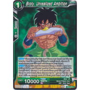 Broly, Unrealized Ambition Thumb Nail