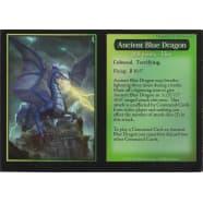 Battleground: Fantasy Warfare - Ancient Blue Dragon - Dice Tower Promo Thumb Nail