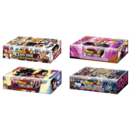 Dragon Ball Super TCG - Special Anniversary Box 2020 (Set of 4) Thumb Nail