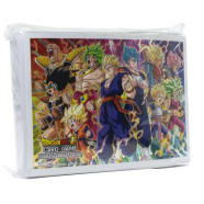 Dragon Ball Super Special Anniversary - Assault of the Saiyans Sleeves - 60 Ct. Thumb Nail