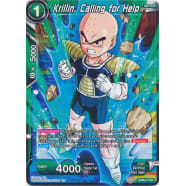 Krillin, Calling for Help Thumb Nail