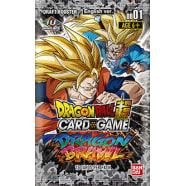 Dragon Ball Super TCG - Draft Box 04 - Booster Pack Thumb Nail