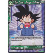 Son Goten, Deluge of Power Thumb Nail