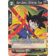 Son Goku, Striking True Thumb Nail