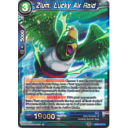 Zium, Lucky Air Raid Thumb Nail