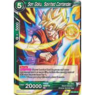 Son Goku, Spirited Contender Thumb Nail