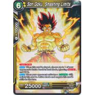 Son Goku, Smashing Limits Thumb Nail