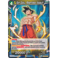 Son Goku, Relentless Assault Thumb Nail