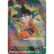 Son Goku, Unwavering Conviction Thumb Nail