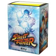 Dragon Shield Sleeves: Classic Art - Street Fighter - Ryu(100) Thumb Nail