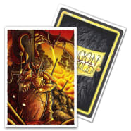 Dragon Shield Sleeves: Matte Art - General Vicar Portrait (100) Thumb Nail
