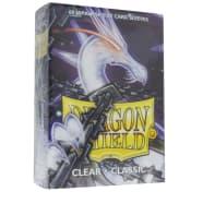 Dragon Shield Sleeves: Japanese Classic Clear (60) Thumb Nail