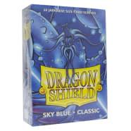 Dragon Shield Sleeves: Japanese Classic Sky Blue (60) Thumb Nail