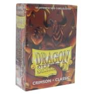 Dragon Shield Sleeves: Japanese Classic Crimson (60) Thumb Nail