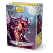 Dragon Shield Sleeves: Classic Art: Carnax (100) Thumb Nail