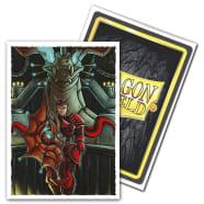 Dragon Shield Sleeves: Matte Art - Emperor Scion Portrait(100) Thumb Nail