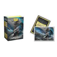 Dragon Shield Sleeves: Matte Art - Empire State Dragon(100) Thumb Nail