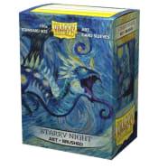 Dragon Shield Sleeves: Brushed Art - Starry Night (100) Thumb Nail