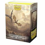 Dragon Shield Sleeves: Brushed Art - Among the Sierra Nevada (100) Thumb Nail