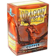 Dragon Shield Sleeves: Copper (100) Thumb Nail