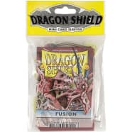 Dragon Shield Sleeves: Fusion (50) - Mini Size Thumb Nail