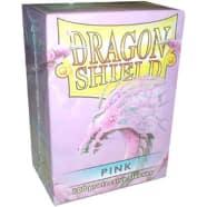Dragon Shield Sleeves: Pink (100) Thumb Nail