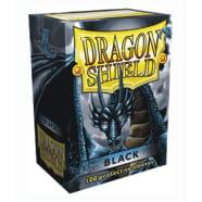 Dragon Shield Sleeves: Black (100) Thumb Nail