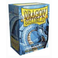 Dragon Shield Sleeves: Blue (100) Thumb Nail