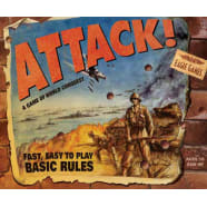 Attack! Board Game Thumb Nail