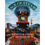 Age of Steam: Mexico/China Expansion Thumb Nail