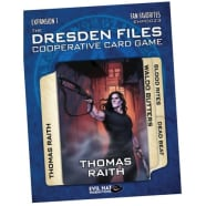 The Dresden Files Cooperative Card Game: Fan Favorites Expansion #1 Thumb Nail