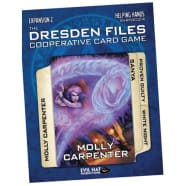 The Dresden Files Cooperative Card Game: Helping Hands Expansion #2 Thumb Nail