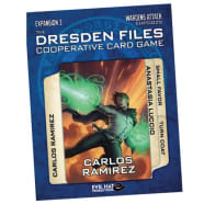 The Dresden Files Cooperative Card Game: Wardens Attack Expansion #3 Thumb Nail