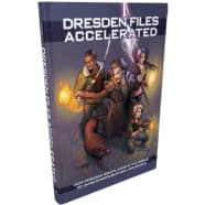 Dresden Files RPG: Dresden Files Accelerated Thumb Nail