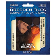The Dresden Files Cooperative Card Game: Dead Ends Expansion #4 Thumb Nail