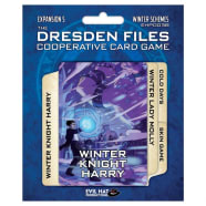 The Dresden Files Cooperative Card Game: Winter Schemes Expansion #5 Thumb Nail