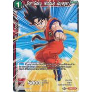 Son Goku, Nimbus Voyager Thumb Nail