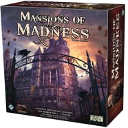 Mansions of Madness: 2nd Edition Thumb Nail