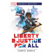 Marvel: Xavier's Institute: Liberty & Justice for All (Novel) Thumb Nail