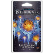 Android: Netrunner LCG The Devil and the Dragon Data Pack Thumb Nail