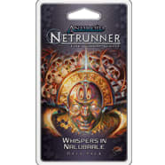 Android: Netrunner LCG Whispers in Nalubaale Data Pack Thumb Nail