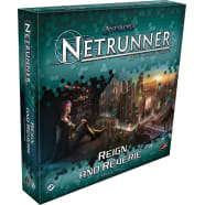 Android: Netrunner LCG Reign and Reverie Deluxe Expansion Thumb Nail