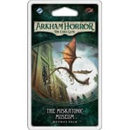 Arkham Horror LCG: The Miskatonic Museum Mythos Pack Thumb Nail