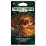 Arkham Horror LCG: The Essex County Express Mythos Pack Thumb Nail