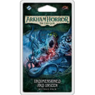 Arkham Horror LCG: Undimensioned and Unseen Mythos Pack Thumb Nail